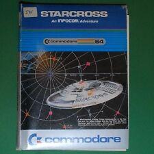 Commodore C64 - Disk - Infocom - Starcross, 1982