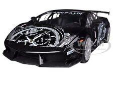 LAMBORGHINI GALLARDO LP560-4 BLACK SUPER TROFEO GT RACING 1/24 BY MOTORMAX 73363