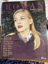 Rowan Knitting and Crochet Magazine 22 - Pre-owned