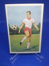 🔥Franz Beckenbauer 1966 Bergmann near Rookie RC Bayern Munich Germany Sharp !🔥
