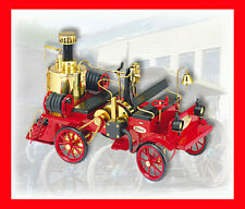 ⭐️NEW Vintage Wilesco D305 ⭐️Live Steam Fire Engine ⭐