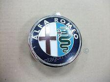 New Genuine Alfa Romeo Brera Spider Boot Badge Emblem Release Switch 50517364