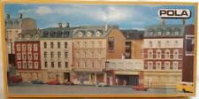 SCARCE UNUSED POLA 324 N GAUGE KIT - ROW OF 5 TOWN HOUSES WITH SHOP UNITS
