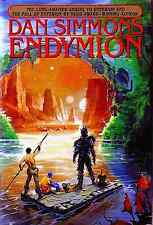 DAN SIMMONS ENDYMION BOOK 3 HYPERION CANTOS HARDCOVER 1ST ED 1996 NEW RARE OOP