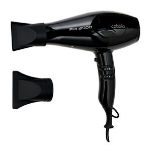 Cabello Pro 3900 - Professional Hair Dryer - Black