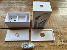 Apple iPhone 4s white 32gb original BOX and Headphones ONLY