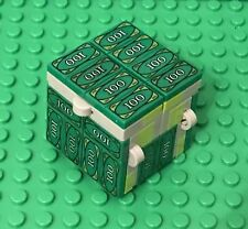 Lego New Fidget Cube Infinity Magic Folding Play Toy With Money Decorated Tiles