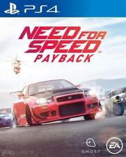 Jeu PS4 NEED FOR SPEED PAYBACH