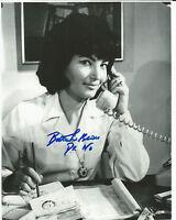 Hand Signed 8x10 photo BETTINA LE BEAU in DR NO - JAMES BOND + COA