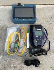 New Listingexfo Max 715b M1 Ei Rf 13101550 Nm Otdr Iolm Fiber Optic Tester Great Shape