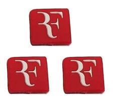 Rf Red Tennis Vibration Dampener 3 Pack