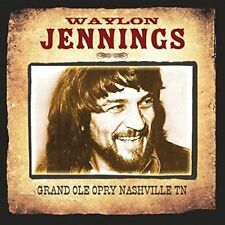 WAYLON JENNINGS – GRAND OLE NASHVILLE : LIVE IN TENNESSEE 12TH AUG '78 (NEW) CD