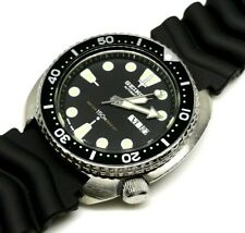 Seiko Turtle Diver 6309-7040 automatic watch s/n191611                     -2825