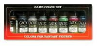 AV Vallejo Game Color Washes Colours Acrylic Set For Models