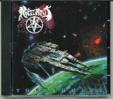 """Nocturnus """"Thresholds"""" 1992, CD"""