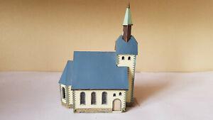 Auhagen, DDR, Pappe, Kirche 109/1036,  Temos, OWO, Scheffler