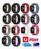 Apple Watch 1/2/3/4/5/6/SE Nylon Sports Loop Band 38/42/40/44m