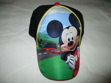 Mickey Mouse & the Roadster Racers Baseball Cap Disney Junior World Hat NWT