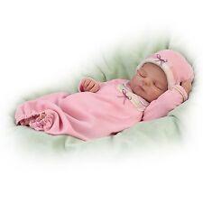 Sleep Tight Emma 16''  Lifelike Baby Doll by The Ashton-Drake Galleries