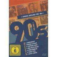 DANCE AROUND THE 90S VOL 1 DVD HADDAWAY UVM NEU