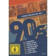 Dance Around the 90s vol 1 DVD Haddaway e molto altro Nuovo