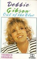 Debbie Gibson .. Out Of The Blue..  Import Cassette Tape