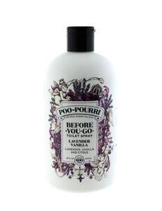 Poo~Pourri:Lavender Vanilla Refill 16 oz