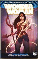GN/TPB Wonder Woman Volume 5 Five 2018 nm 9.4 DC 1st 180 pgs Rebirth Frison