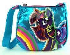 My Little Pony Twilight Sparkle Kids Shoulder Bag Hobo Purse for Girls