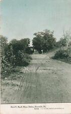 DANVILLE IL – Devil's Back Bone Drive - 1908