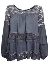 Tunic, Kaftan Casual Regular Size Tops & Shirts for Women