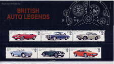GB 2013 AUTO LEGENDS CARS PRESENTATION PACK No.488