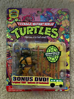 TMNT Teenage Mutant Ninja Turtles 25th Anniversary Donatello Action Figure MOC