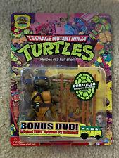 TMNT Teenage Mutant Ninja Turtles 25th Anniversary Donatello Action Figure MOC