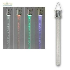 """LED Solar Light """" Blubber """" to the Hang RGB Colour Changing Lamp"""