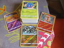 Lot 100 Carte Pokemon FR 100% Pas de double NEUF CADEAU 2 Brillantes + 1 Rare