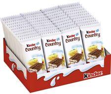 (1000g=10,59€) Ferrero Kinder Country Schokoriegel - 40 Riegel - Kindercountry