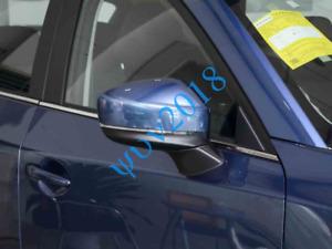 For Mazda CX-5 2017-2020 Blue Passenger Side Fold Non Blind Spot Mirror 8 Wire
