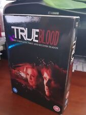 True Blood - The Complete First and Second Season -  DVD  - FREE POST