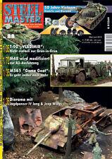 STEELMASTER 88 - Rad & Kette Modellbau 1:72 1:35 Diorama Jagdpanzer Willys Jeep