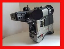 PANASONIC WV-F250 CCD COLOR VIDEO CAMERA W/ VIEWFINDER PARTS REPAIR WORKS? F250