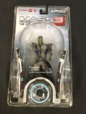 "Mass Effect 3 Series 1 THANE 7"" Action Figure Bioware Big Fish Toys (2012)"