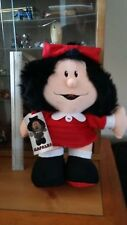 MAFALDA .12 inch tall . VERY NICE VINTAGE 100% ORIGINAL MAFALDA DOLL. NEW.