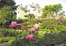 BR90021 levens hall from the rose garden  uk