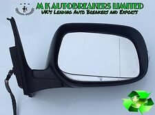 Toyota Avensis From 06-08 Electric Wing Mirror Driver Side (Breaking For Parts)