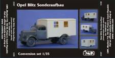 Czech Master 1/35 Opel Blitz  Sonderaufbau Conversion Set for Tamiya kit # 3101