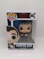 Funko Pop! Vinyl Figure - Vampire Bob - Stranger Things - 643 -