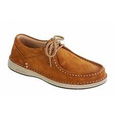 Birkenstock PASADENA NUT Suede Lace Up Men's Shoes
