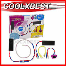 ROOMINATE CIRCUITS BUZZER LIGHT WIRE & SWITCH ACCESSORY PACK 6 PCS RM1001