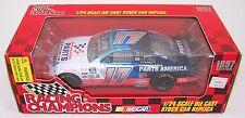 1997 Racing Champions 1:24 DARRELL WALTRIP #17 Parts America Chevrolet MC